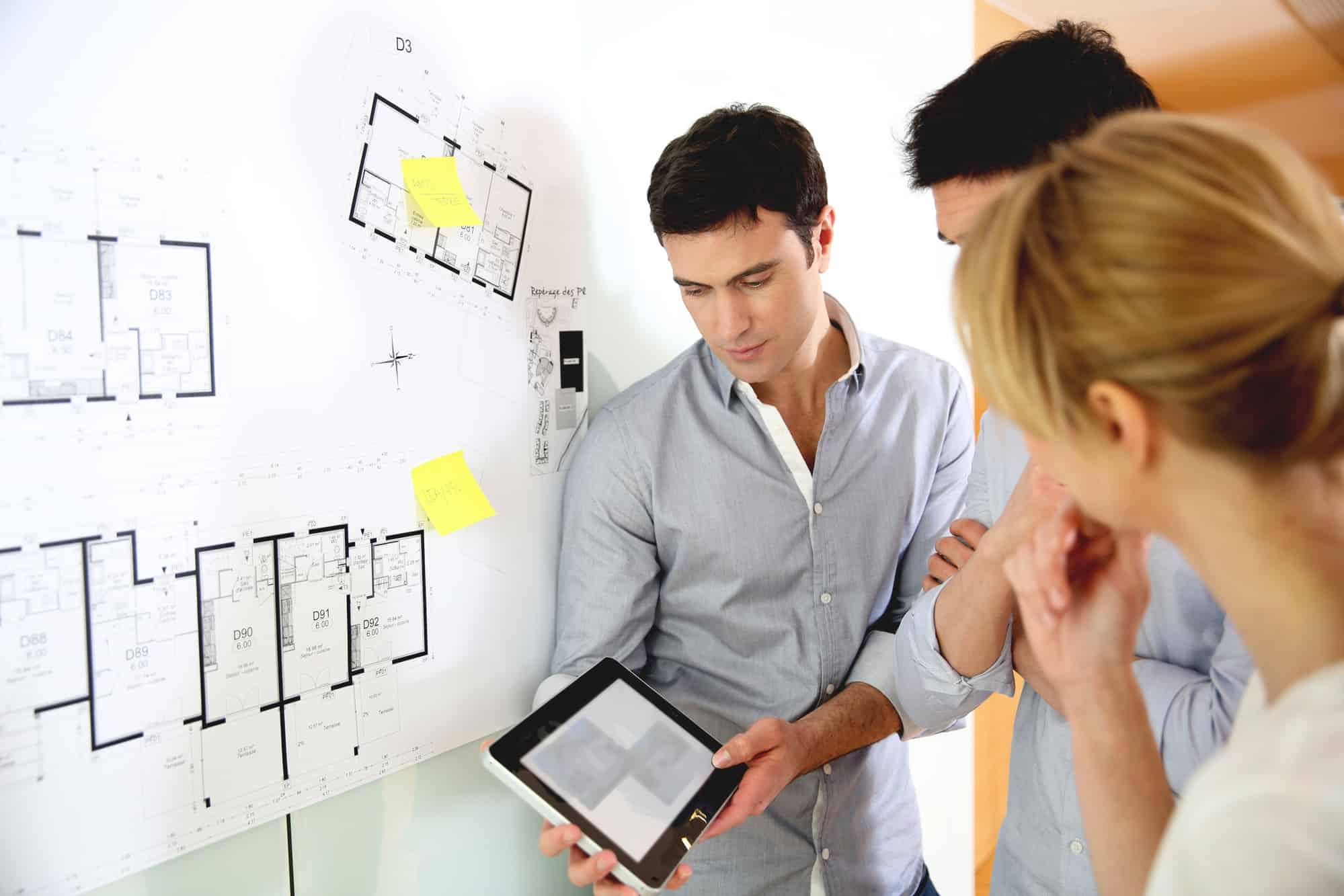 Architekt Vám pomůže formulovat zadání a navrhne řešení na míru Vašim potřebám