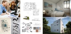 Architektonická studie - spolupráce
